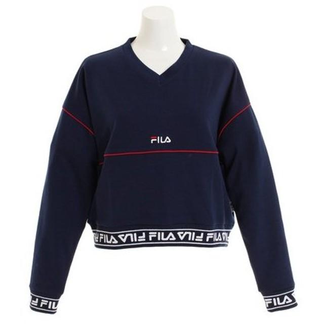 フィラ(FILA) ロングTシャツ FL5289-20 (Lady's)