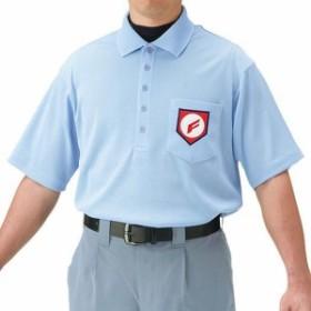 MIZUNO ミズノ 高校野球/ボーイズリーグ審判員用半袖シャツ(野球) [ 52HU13018 ]