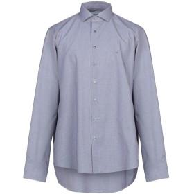 《セール開催中》CALVIN KLEIN メンズ シャツ パープル 37 コットン 100%