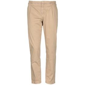 《期間限定 セール開催中》SIVIGLIA WHITE メンズ パンツ キャメル 33 コットン 98% / ポリウレタン 2%