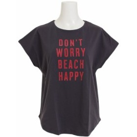 スウィベル(Swivel)DONTシャツ WORRY CRV Tシャツ 870SW8CD2096 GRY (Lady's)