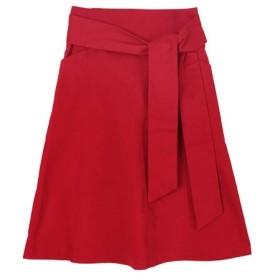 [マルイ]【セール】ウエストリボン台形スカート/ユアーズ(ur's)
