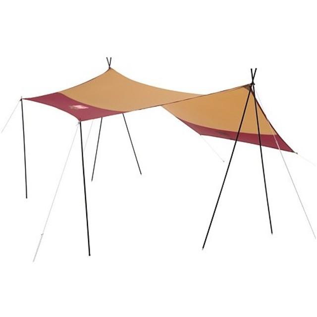 コールマン(Coleman) XPヘキサタープ/MDX バーガンディー 2000028266 アウトドア テント キャンプ フェス ヘキサ型タープ