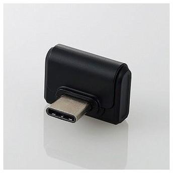 エレコム ELECOM USBメモリー[16GB/USB TypeC] MF−CDU31016GBK ブラック