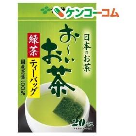伊藤園 おーいお茶 抹茶入り緑茶 ティーバッグ ( 2.0g20袋入3コセット )/ お〜いお茶