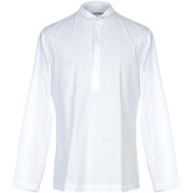 《期間限定 セール開催中》DANIELE ALESSANDRINI メンズ シャツ ホワイト XL コットン 97% / ポリウレタン 3%