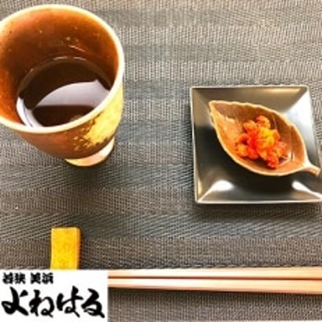 【若狭湾・高級珍味】塩雲丹(50g)