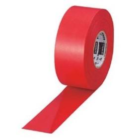 トラスコ中山 目印テープ 幅30mm×長さ50m(レッド)1巻 TMT30R 返品種別A