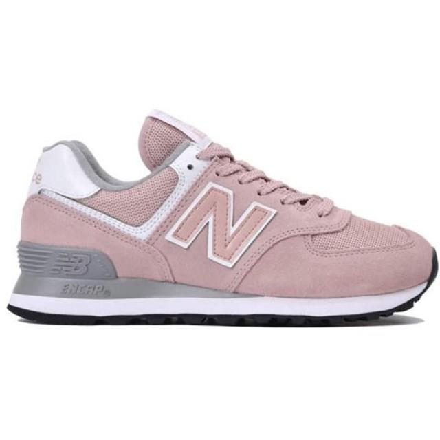 ニューバランス(New Balance) RUNNING WL574 UNC WL574UNCB PINK 23.0cm