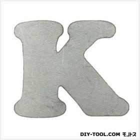 スズキッド スチールマテリアル 切文字K 44×38×2 FSM-K