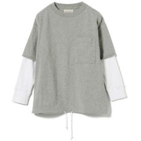 [マルイ]【セール】BEAMS BOY / レイヤード ポケット Tシャツ/ビームス ボーイ(BEAMS BOY)