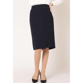 VICKY 【マザーニーズ対応】スリムベルト付スカート その他 スカート,ネイビー