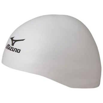 MIZUNO SHOP [ミズノ公式オンラインショップ] GX-SONIC HEAD PLUS(シリコーンキャップ)[ユニセックス] 01 ホワイト N2JW6000