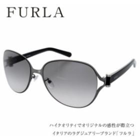 b34129cc7115 FURLA フルラ サングラス SU4277G 0568 ガンメタル/スモークグラデーション 人気 ブランド ファッション アイウェア