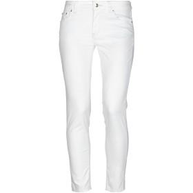 《セール開催中》PT01 レディース パンツ ホワイト 26 コットン 98% / ポリウレタン 2%