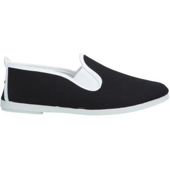 《セール開催中》OPERASEI メンズ スニーカー&テニスシューズ(ローカット) ブラック 38 紡績繊維