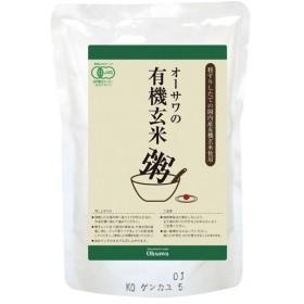 オーサワの有機玄米粥 ( 200g3コセット )/ オーサワ