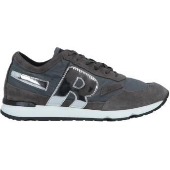 《セール開催中》RUCO LINE メンズ スニーカー&テニスシューズ(ローカット) 鉛色 40 革 / 紡績繊維