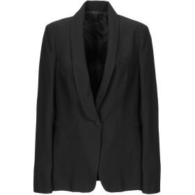 《9/20まで! 限定セール開催中》GIORGIA & JOHNS レディース テーラードジャケット ブラック L ポリエステル 100%