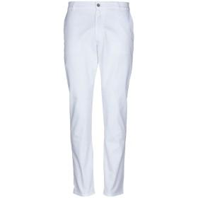 《期間限定セール開催中!》DANIELE ALESSANDRINI メンズ パンツ ホワイト 36 コットン 98% / ポリウレタン 2%