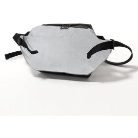 Cote&Ciel コートエシエル 28722 Isarau Small Mimas Grey Reflect リフレクター ボディバッグ ウエストポーチ GREY ユニセックス メンズ