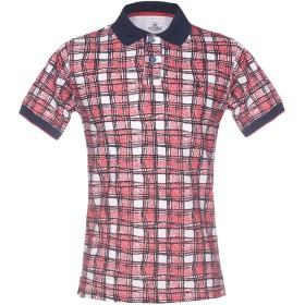 《期間限定 セール開催中》DOMENICO TAGLIENTE メンズ T シャツ レッド S コットン 100%