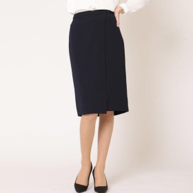VICKY ビッキー スリムベルト付スカート 2311-80038