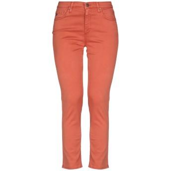 《セール開催中》AG JEANS レディース パンツ オレンジ 25 コットン 60% / レーヨン 30% / ポリエステル 8% / ポリウレタン 2%