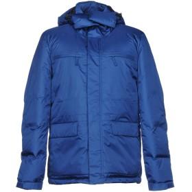 《期間限定セール中》NORD ASPESI メンズ ダウンジャケット ブルー S ナイロン 100%