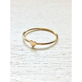 人気 14kgf 刻印 Valentine Heart ring ハートの指輪 11号 ハートリング