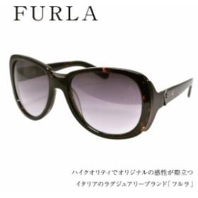 a415ae8b53be フルラ サングラス FURLA SU4774 0745 ハバナ/ガンメタル/グレーグラデーション 人気 ブランド ファッション アイウェア