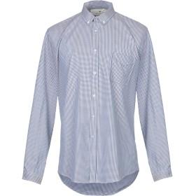 《セール開催中》MACCHIA J メンズ シャツ ブルー 42 コットン 100%