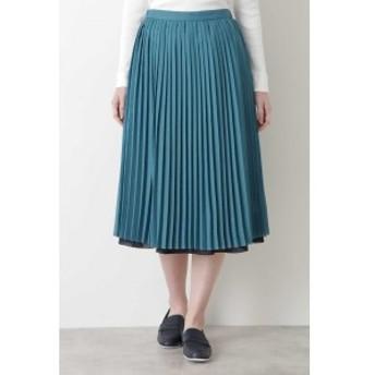 ヒューマンウーマン(HUMAN WOMAN)/◆リバーシブルスカート