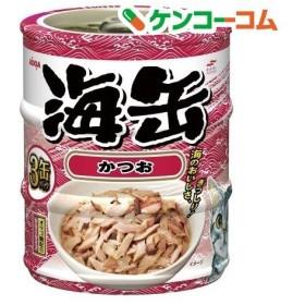 海缶 ミニ 3P かつお ( 1セット24コセット )/ 海缶シリーズ