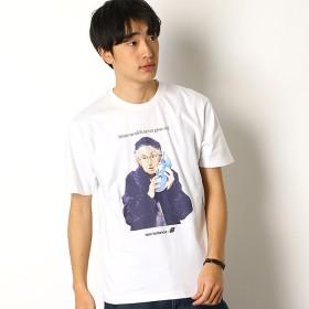 [マルイ]【セール】【ニューバランス】メンズTシャツ(NBモデルT)/ニューバランス(new balance)