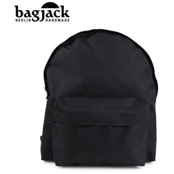bagjack バッグジャック リュック バックパック メンズ レディース DAYPACK CLASSIC M ブラック ホワイト 黒 白  [1/22 再入荷]
