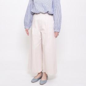 [マルイ]【セール】裾スカラップタックパンツ/プードゥドゥ(POU DOU DOU)