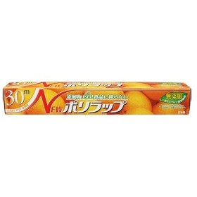宇部フィルム 無添加NEWポリラップ 30cm30m 日本製 ポリエチレン ( 1コ入5コセット )