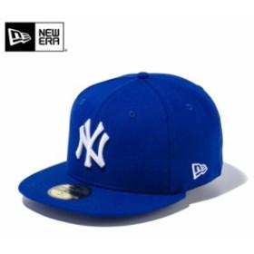 【メーカー取次】 NEW ERA ニューエラ 59FIFTY MLB ニューヨーク・ヤンキース ライトロイヤルXホワイト 11308550 キャップ