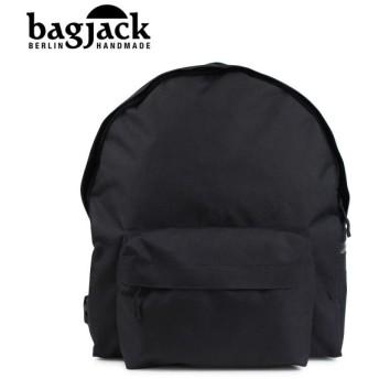 bagjack バッグジャック リュック バックパック メンズ レディース DAYPACK CLASSIC S ブラック ホワイト 黒 白 [1/22 再入荷]