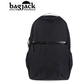 bagjack バッグジャック リュック バックパック メンズ レディース 18L SLW DAYPACK ブラック