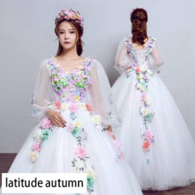 e99fc1c05c263 カラードレス オフショルダー ウエディングドレス 二次会 手作り 結婚式 花嫁カラードレス 披露宴 豪華なお