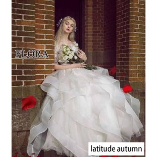 e901dfa42c0ad ウェディングドレス 二次会 ウエディングドレス ロングドレス ホワイト 大きいサイズ 結婚式 花嫁ドレス 二次会ドレス