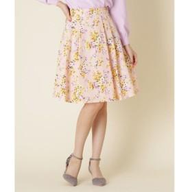 Couture Brooch / クチュールブローチ 【WEB限定サイズ(S・LL)あり】グログランフラワースカート