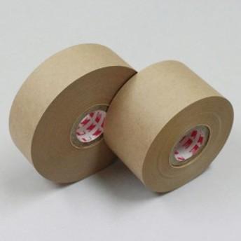 ミューズテープ 水貼りタイプ 幅38mm 【 テープ 接着 粘着 紙テープ 】