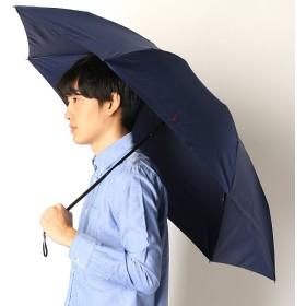 [マルイ] 雨傘【手開きタイプ/折り畳み/軽量】無地/シンプル(メンズ/紳士)/POLO RALPHLAUREN(ポロ ラルフローレン)(傘)/13873