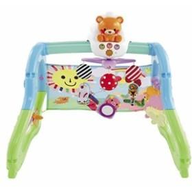 送料無料 うちの赤ちゃん世界一 全身の知育メリー&ジム  おもちゃ こども 子供 知育 勉強 ベビー 0歳~