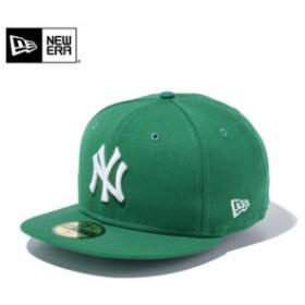 【メーカー取次】 NEW ERA ニューエラ 59FIFTY MLB ニューヨーク・ヤンキース ケリーXホワイト 11308552 キャップ