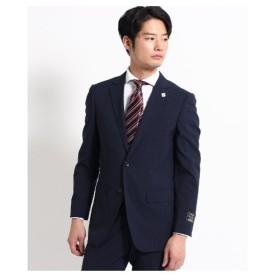 THE SHOP TK(Men)(ザ ショップ ティーケー(メンズ))◆【洗濯機OK】ピンストライプスーツ