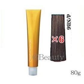(×6セット)タマリス クリエイティブ フェリエ ネオ 80g ナチュラルブラウン d/NB 6 (医薬部外品)